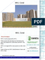 MVL Coral Price List Call @ 09999536147 In Bhiwadi