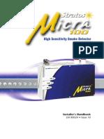Manual de Instalacion Strator Micra 100