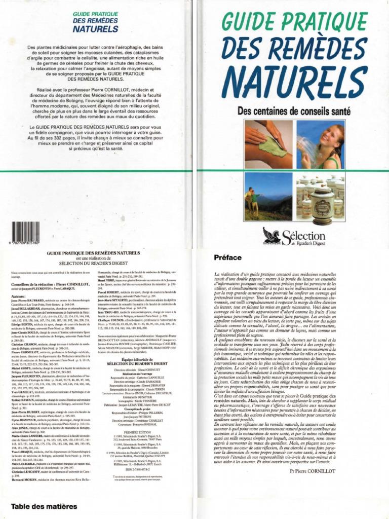 Guide pratique des rem des naturels - Plantes succulentes guide pratique ...