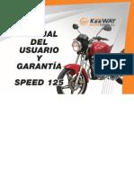 Keeway Speed 125