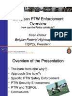 2012-11-29_European PTW Enforcement Overview