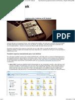 Como compartilhar dados e arquivos entre o telefone eo PC Android.pdf