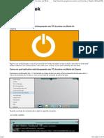 Como ver qual aplicativo está bloqueando seu PC de entrar em Modo de Espera.pdf