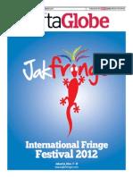 Jak Fringe 2012