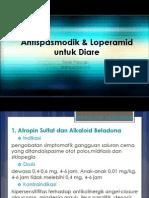 Antispasmodik Dan Loperamid