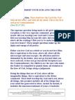 WORSHIP GOD PDF Transformation