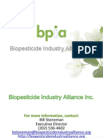 Biopesticide Industry Alliance