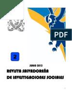 Revista Salvadoreña de Ciencias Sociales 2