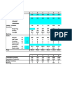 Aggregrate Demand Calculation Template