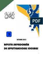 Revista Salvadoreña de Ciencias Sociales 3
