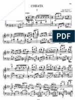Myaskovsky _Piano Sonata No 6 Op 64 No 2