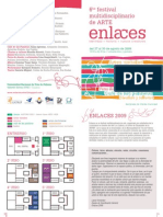 CATALOGO ENLACES 2009