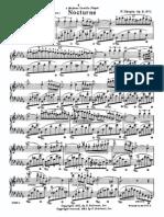 Chopin Op. 9 N 2