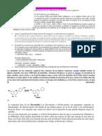 Solución de laboratorio de orgánica 1