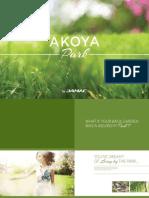 Ayoka_park_brochure_ Akoya Park by Damac