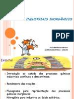 Processos Industriais Inorgânicos