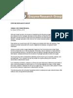 Catalase Antioxidant Enzyme