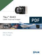 FLIR optical system