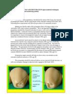 Class v Preparation and Restoration Open Sandwich Technique Enamel(1)