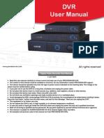 DVR Provision 4100n English