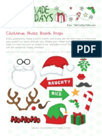 ChristmasPhotoBoothPrintables Updated