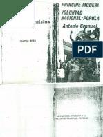 González, Horacio (1971) «Para nosotros, Antonio Gramsci»