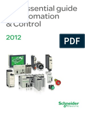 The essential guide of Automation & Control