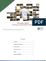 O design em apresentações eletrônicas