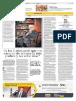 Entrevista a Javier Valle Riestra