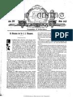 Madrid científico. 1909, no. 643 (1)