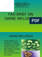 Fao Brief on Swine Influenza