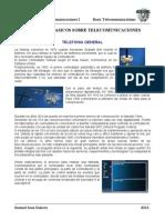Conceptos básicos sobre telecomunicaciones - Telefonia - buenisimo