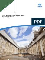 Tata Geo-Environmental Capability