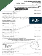 00_Equações 2º Grau Exame