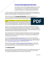 Common Core Testing Opt-Out FAQ 8-8-13