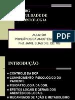 Anestesia Local - Aula001