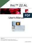 Orphee Mythic 22-AL Hematology Analyzer - User Manual