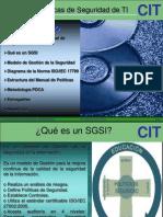 Políticas de Seguridad de TI ISO 27002-2005