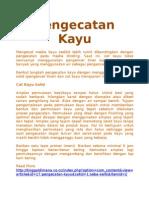 13.Pengecatan Kayu (Web)