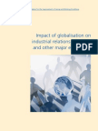 Globalisation and Irr