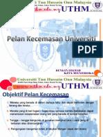 Pelan Kecemasan Universiti