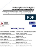 Management of Hyperglycemia in Type 2
