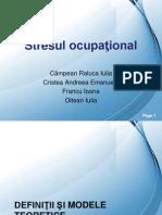 Stres Ocupational 37
