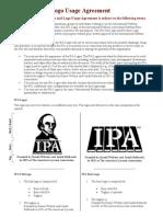 Graphics and Logo Usage Agreement