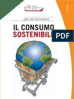 Quaderno Consumo Sostenibile