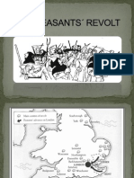 THE PEASANTS´ REVOLT