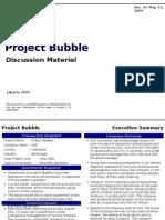 Bubble Discussion Material _Scribd