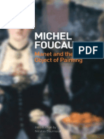 Foucault, M - Manet and the Object of Painting (Tate, 2009)