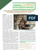 Cambodia Development Review Jan - March 2009