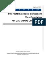 AppNote 10831 Zero Orientation Cad Library IPC 7351B